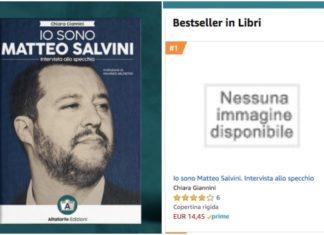 salvini best seller amazon altaforte