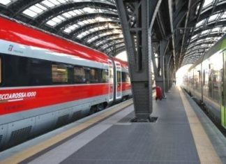 piano industriale ferrovie