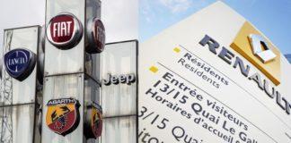 fiat renault fusione