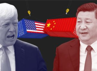 usa cina guerra commerciale