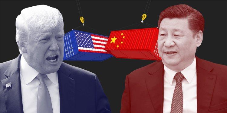 usa cina guerra commerciale
