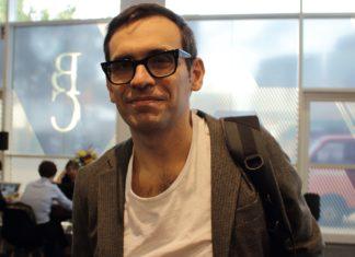 Nicola Lagioia, direttore del Salone del libro