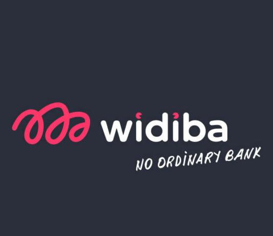 Il logo della banca on line Widiba