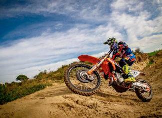 motocross, gara