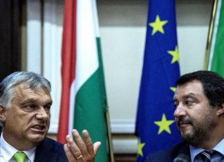 orban con salvini
