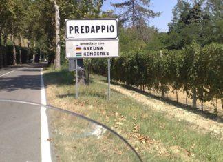 predappio, cartello