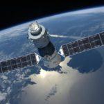 satellite spazio