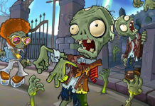 videogame, zombie