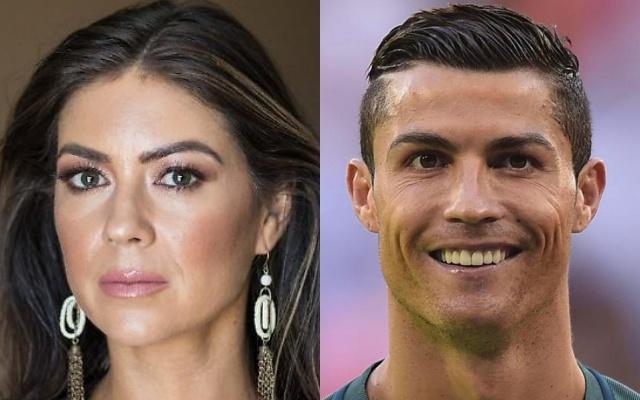 Cristiano Ronaldo e la Mayorga