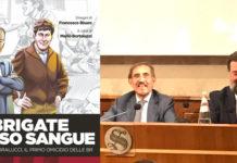 Presentazione al Senato del fumetto di Ferrogallico