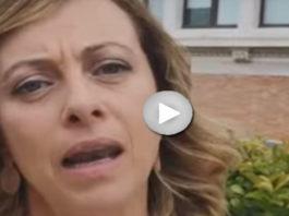 """Giorgia Meloni su Sea Watch: """"Affondare la nave"""" (Video)"""