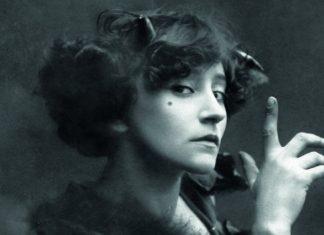La scrittrice Colette