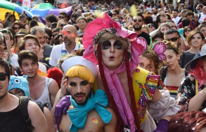 gay pride sbagliato