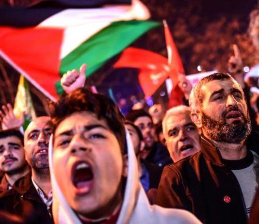 In Medio Oriente si lotta per la libertà e l'indipendenza dei popoli