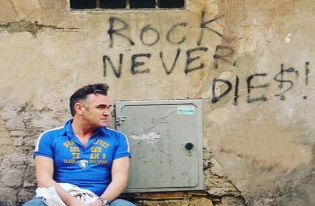 Morrissey ancora tra le polemiche: