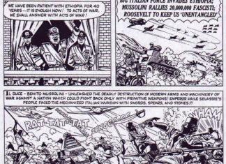 """Panini, eliminato il fumetto americano """"Il Duce the leader"""""""