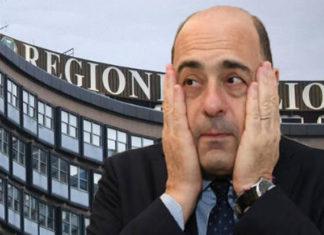 """Regione Lazio, spesi 200mila euro per sondaggio su """"gradimento"""" di Zingaretti"""