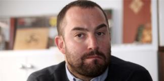 L'editore di Altaforte Francesco Polacchi