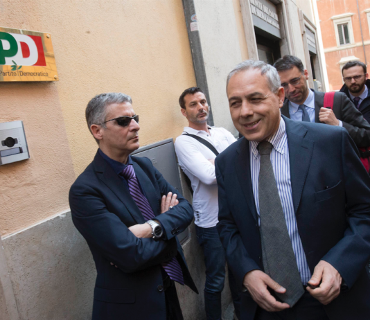 Il deputato dem Michele Anzaldi