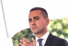 Il vicepremier 5 Stelle Luigi Di Maio