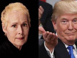 Trump e la giornalista Jean Carroll