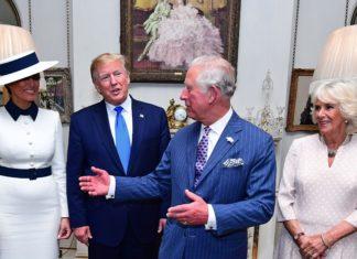 """Trump cambia idea sul clima: """"Merito del Principe Carlo"""""""