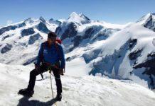 riccardo bergamini, alpinista