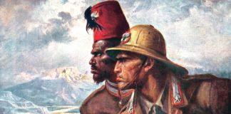 carabiniere in etiopia