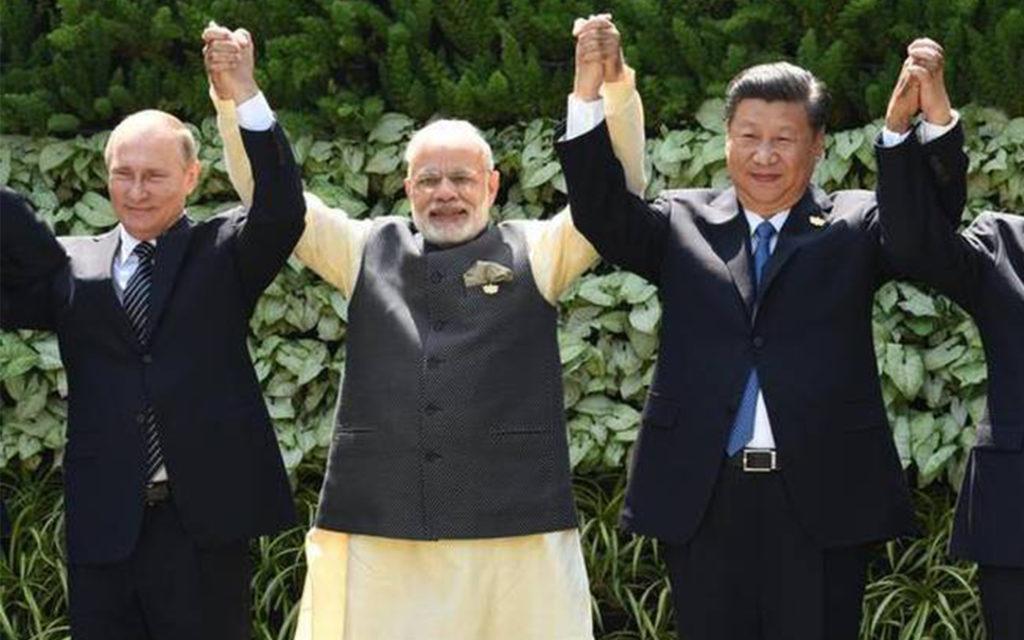 cina india russia, presidenti
