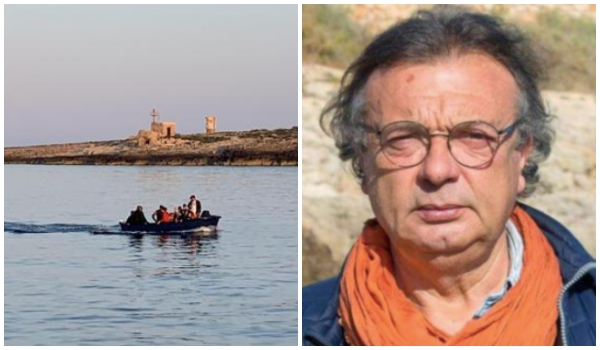 barchino tunisini sindaco lampedusa