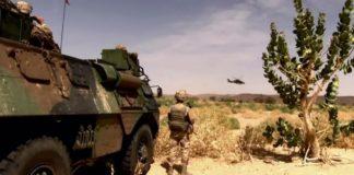 esercito francia africa