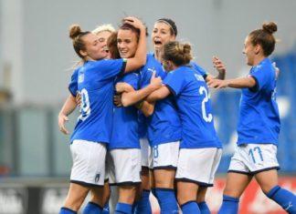 italia, nazionale femminile