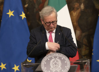 Juncker, presidente commissione Ue