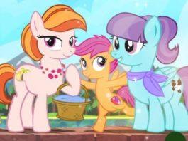 my little pony, madri lesbo