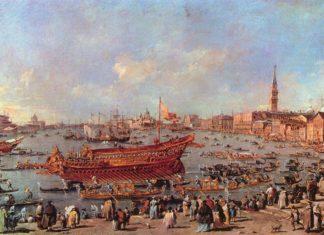 mercantili, venezia