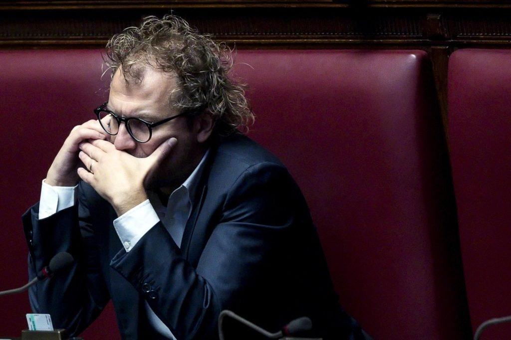 L'ex ministro PD Lotti