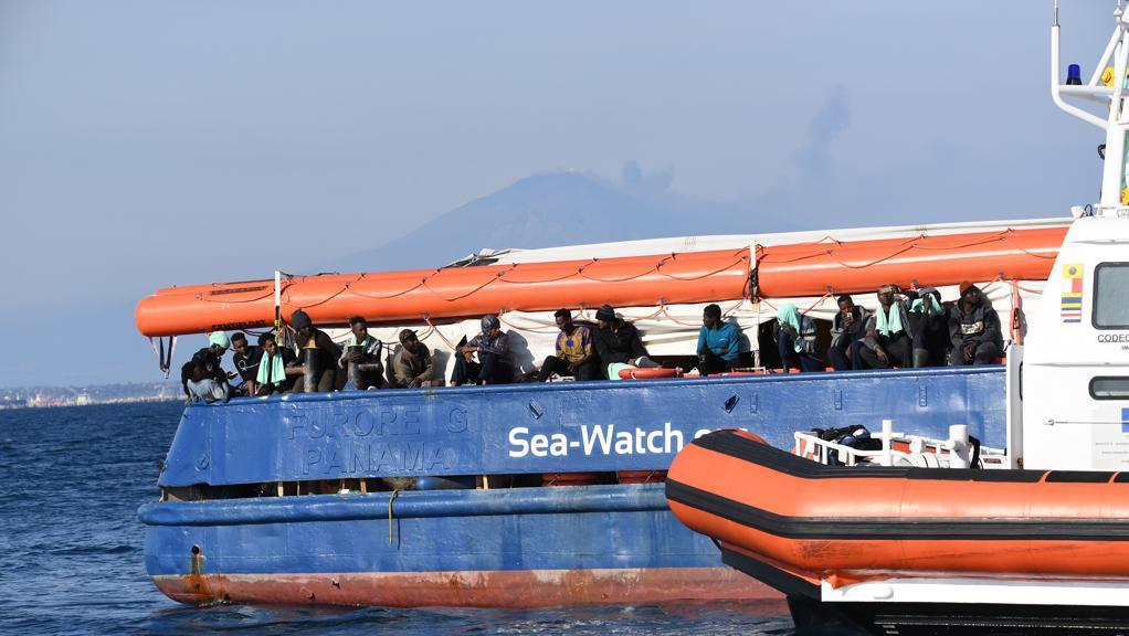 sea watch, cedu