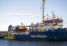 sea watch a lampedusa