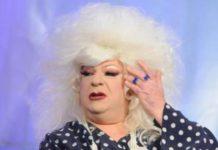 La draq queen Platinette