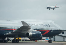 Aereo British Airways