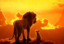 Il Re Leone, immagine dal film