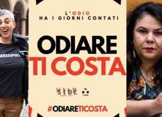 Cathy La Torre, Michela Murgia e il logo di Odiare ti costa