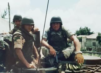 Soldati italiani in Somalia nel 1993