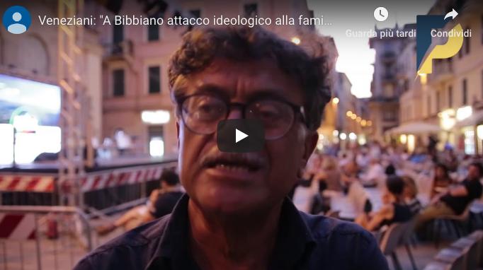 L'intellettuale Marcello Veneziani