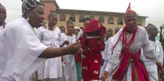 mafia nigeriana riti voodoo