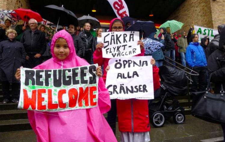 svezia immigrazione