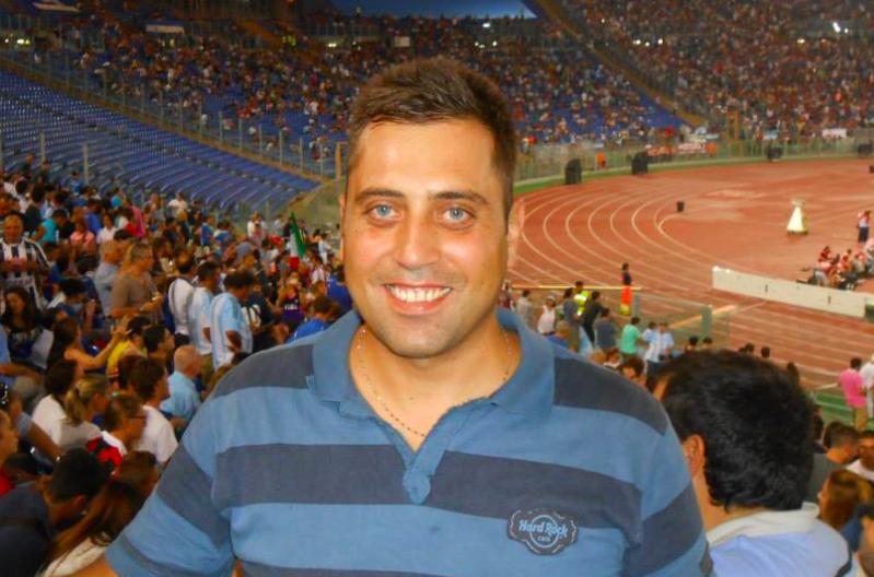 Risultati immagini per poliziotto ucciso  a roma