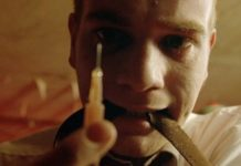 "Still da film ""Trainspotting"""