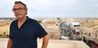 Totò Martello sindaco di Lampedusa