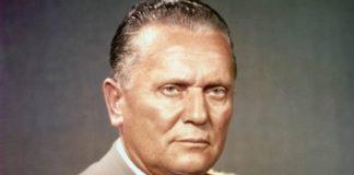 Il Maresciallo Tito, responsabile delle Foibe